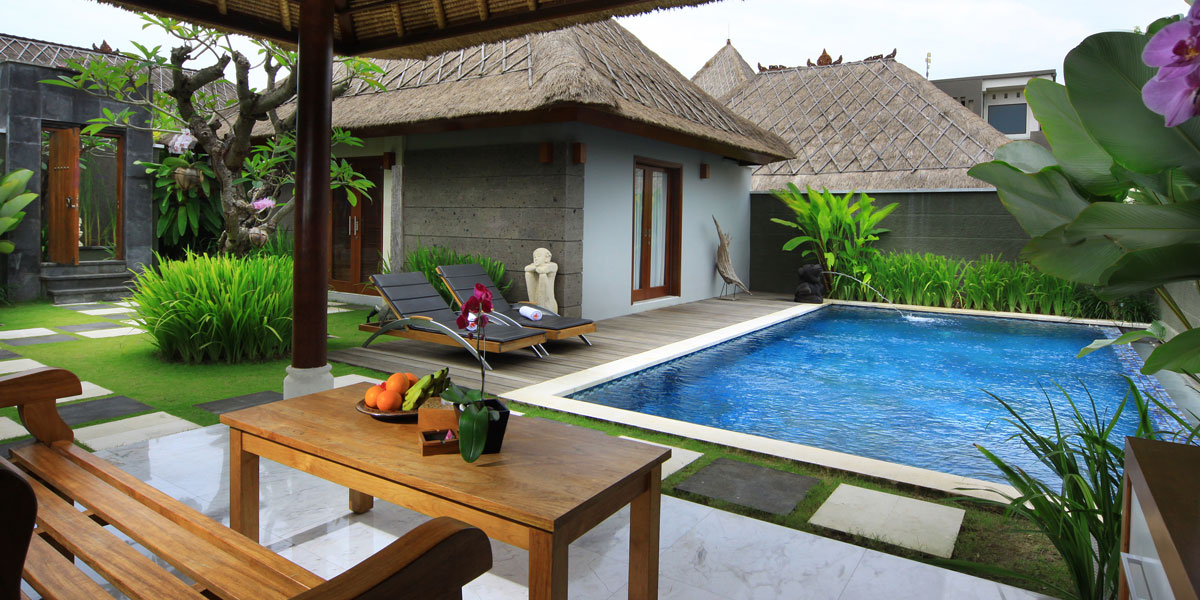 Private Pool Villa Jimbaran